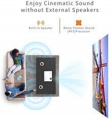 Vankyo 3 LED Speakers