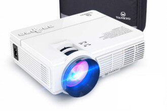 Vankyo Leisure 3 Portable Projector Featured