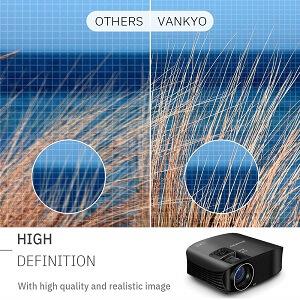 Vankyo 510 Resolution