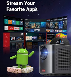 anker projector android software