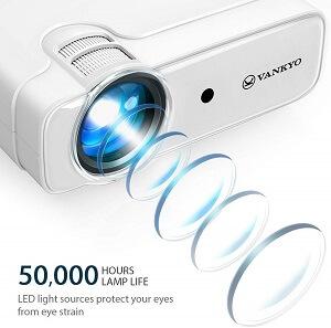 430 Projector Lamp Life