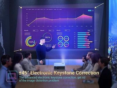 Electronic Keystone V630