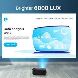 V610 Lux Brightness