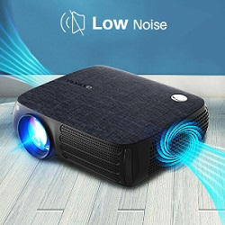 V610 Projector Low Noise