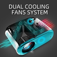 Cinemango Quiet Cooling Fan