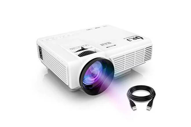 Dr J Professional Projector Featured