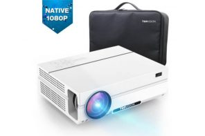 TOPVISION T26 Projector – Worth It For Native 1080p?