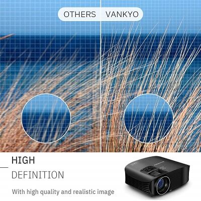 Vankyo Resolution Difference