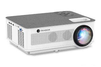 Fangor F405 Projector Featured